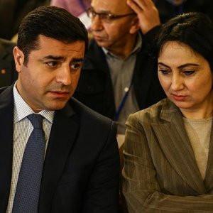 HDP Eş Genel Başkanları şok talepler