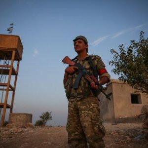 Cerablus, Türkiye'de eğitilen birliklere emanet