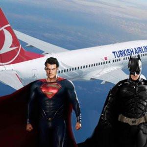 Batman ile Superman THY'yi batırdı