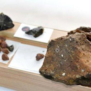 İlginç taş görenler uzay madenciliğine başladı