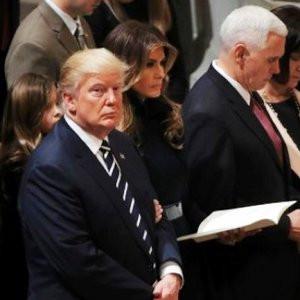 Trump'a Kuran okuyan imam konuştu