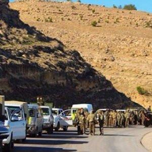 """""""Minibüslerle YPG'ye katıldılar"""""""