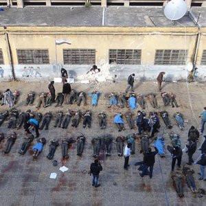 ''Esed çoğu sivil binlerce kişiyi yargısız infaz...