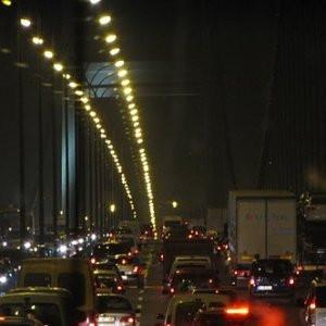 Köprüdeki trafiğin nedeni belli oldu !