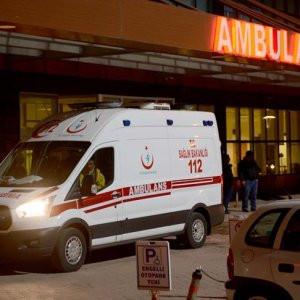 Yaralı 14 Suriyeli tedavi için Kilis'e getirildi