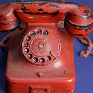 Hitler'in telefonu açık artırmada satıldı