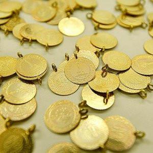 Altın ve dolar haftaya düşüşle başladı