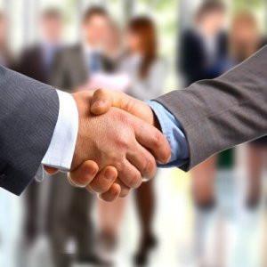 İş dünyasında büyük birleşme