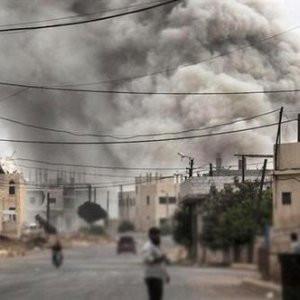ABD Suriye rejiminin Menbiç'e girişinden haberdar
