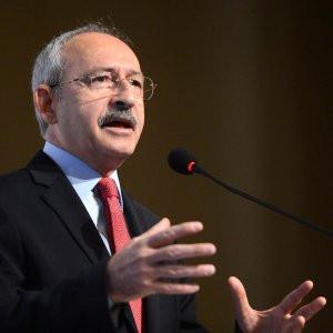 Kılıçdaroğlu'ndan hükümete Almanya eleştirisi