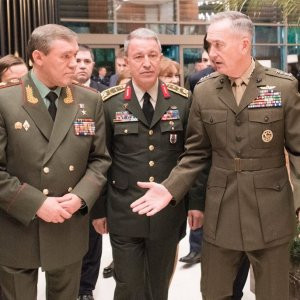 Genelkurmay Başkanlarının üçlü toplantısı sona erdi