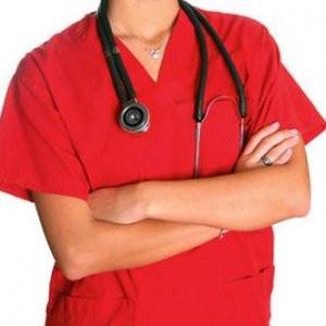 Hastanede ''kırmızı hemşire'' talimatı olay oldu