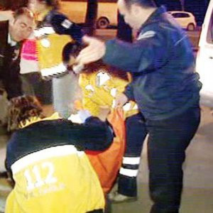 Ankara'da dehşete düşüren olay