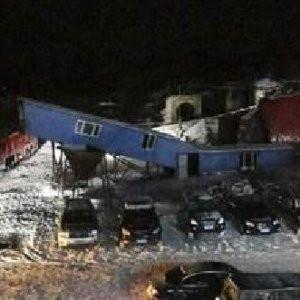 Çin'de büyük facia ! 17 kişi öldü