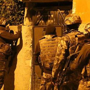 PKK'nın şehir yapılanmasına ağır darbe vuruldu