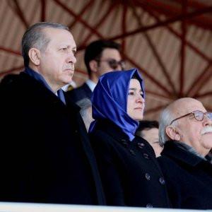 Erdoğan o ismi bir an olsun yalnız bırakmadı