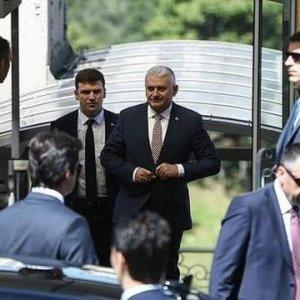 Başbakan'ın davetine Gül ve Davutoğlu gelmedi
