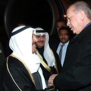 Bizzat Erdoğan karşıladı