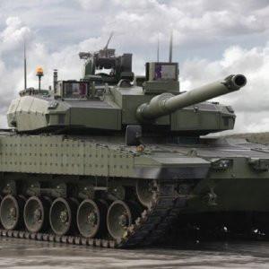 Altay tankının motoru Ukrayna'dan