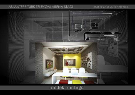 Türk Telekom Arena Loca