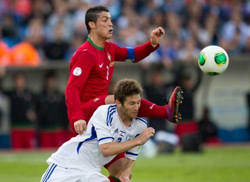 Dünya Ronaldo un bu hareketini konuşuyor!