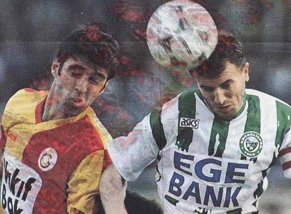 Beşiktaş ve Galatasaray'da forma giyen futbolcular
