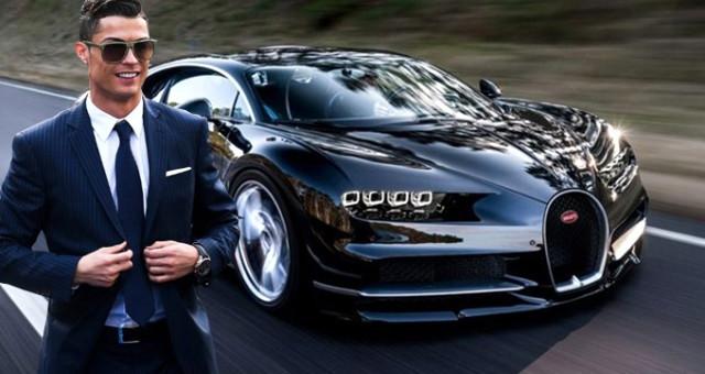 Ronaldo'nun yeri arabası 2.4 milyon Euro ! - Resim: 1