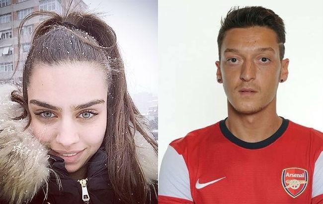Amine Gülşe ve Mesut Özil arasında eski sevgili krizi ! - Resim: 1