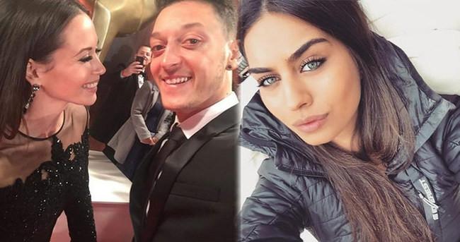 Amine Gülşe ve Mesut Özil arasında eski sevgili krizi ! - Resim: 2