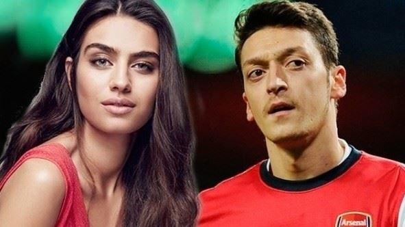 Amine Gülşe ve Mesut Özil arasında eski sevgili krizi ! - Resim: 3