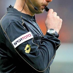 Spor Toto Süper Lig'de 7. haftanın hakemleri