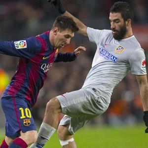 Arda şimdi de Barcelona'ya !