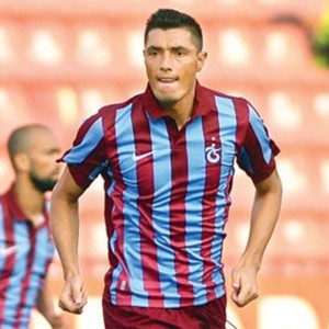 Trabzonspor'a Oscar Cardozo'dan kötü haber