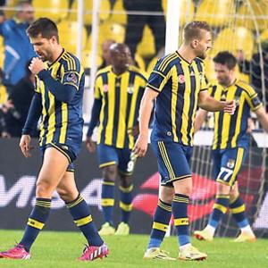 Fenerbahçe'de sarı alarm
