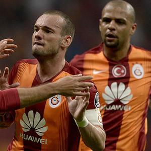 Galatasaray şampi...