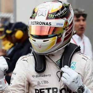 Monaco'da ilk cep Hamilton