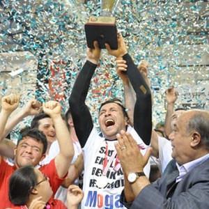 Ve şampiyon Beşiktaş !