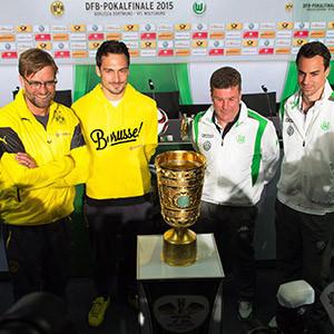 Almanya Kupası'nda final zamanı