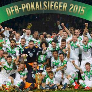 Almanya kupası sahibini buldu !