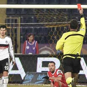Sezonun en hırçın takımı Beşiktaş