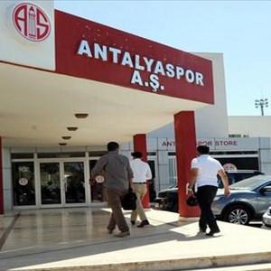 Antalyaspor'a haciz şoku !