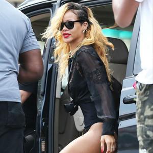 Dilden dile dolaşan aşk ! Rihanna ve...
