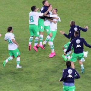 Bayern'e şok ! Wolfsburg şampiyon…