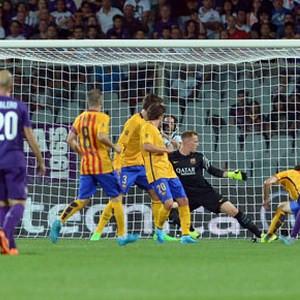 Barcelona'ya İtalya'da büyük şok !