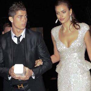 Ronaldo, Irina'yı 10'dan fazla kadınla aldattı
