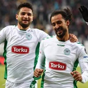 Torku Konyaspor'un forma sponsoru