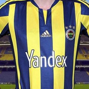 Fenerbahçe Yendex sponsorluğunu resmen açıkladı