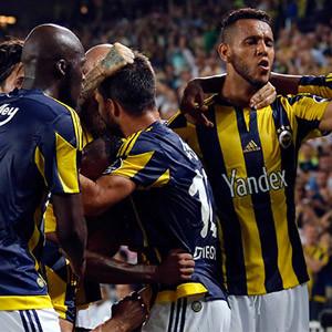 Fenerbahçe, Avrupa'da 194. maçında