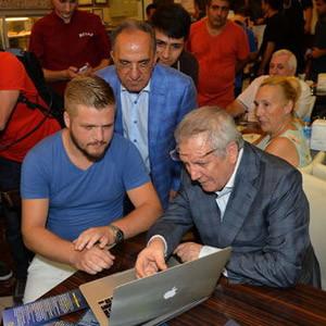 ''Beşiktaşlılar'dan da para kazanacağız''
