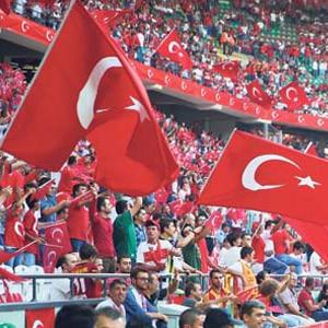 TFF'den Konyalı futbolseverlere teşekkür